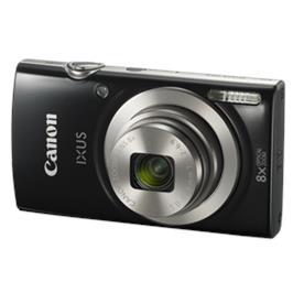 מצלמה קומפקטית 20MP  זום אופטי 8X רחב זויות צילום וידיאו HD  תוצרת CANON דגם IXUS 185