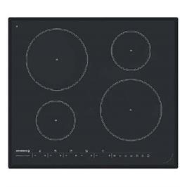 """כיריים אינדוקציה 60 ס""""מ 4 אזורי בישול משטח זכוכית קרמית תוצרת ROSIERES דגם RPI-430 מעודפים"""