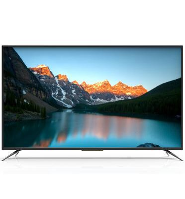 """טלויזיה """"65 UHD DLED Android SMART TV 4k תוצרת SANSUI דגם SAN-5065"""