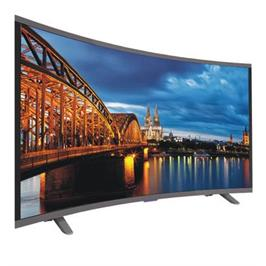 "טלויזיה ""50 CURVED LED SMART TV  FULL HD תוצרת MULEER דגם G-50FL /SMART CURVED"