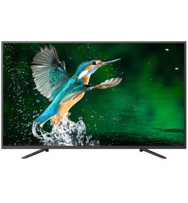 """טלויזיה """"55 FULL HD דק במיוחד ממשק בעברית תוצרת PEERLESS דגם N-55F"""