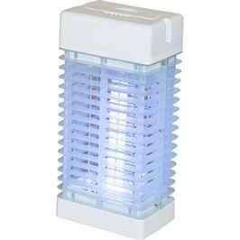 קטלן יתושים חשמלי W11 מנורת אולטרה סגול תוצרת HEMILTON דגם HEM750