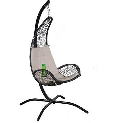 ערסל (ריחופית) ישיבה יחיד יוקרתי עשוי ממתכת חזקה במיוחד מבית AUSTRALIA CAMP דגם VERONA