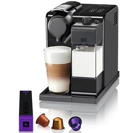 מכונת קפה Nespresso לטיסימה Touch בצבע שחור דגם F521+ הטבה ערכת קפה קר מתנה !