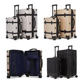 זוג מזוודות טרולי קשיחות 2 יח'  28 20 אינטש CalPakדגם TRNK