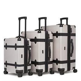 סט מזוודות קשיחות 3 יח' 28 24 20 אינטש מבית CalPak דגם TRNK
