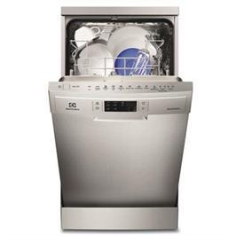 """מדיח כלים צר 45 ס""""מ ל- 9 מערכות כלים תוצרת Electrolux דגם ESF4513LOX"""