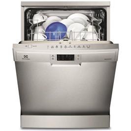 """מדיח כלים עומד רחב 60 ס""""מ ל- 13 מערכות כלים תוצרת Electrolux דגם ESF5512LOX"""
