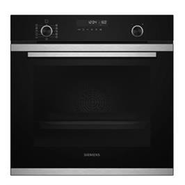 תנור בנוי 9 תוכניות נפח 71 ליטר צבע שחור מסדרת iQ500 תוצרת SIEMENS דגם HB278GBS0Y