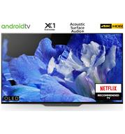 "טלויזיה ""55 4K BRAVIA OLED Android TV תוצרת SONY. דגם KD-55AF8BAEP"