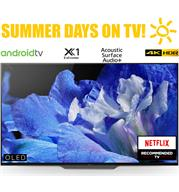 "טלויזיה ""65 4K BRAVIA OLED Android TV תוצרת SONY. דגם KD-65AF8BAEP"