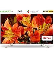 """טלויזיה """"85 4K Android TV תוצרת SONY דגם KD-85XF8596BAEP"""