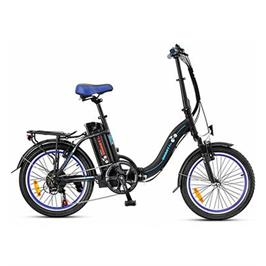 אופניים חשמליים סוללה נטענת נשלפת 36 וולט 10 אמפר מנוע 250 וואט מבית SMART BIKE דגם NEXUS 36V