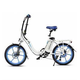 אופניים חשמליים סוללה נטענת 48 וולט 10 אמפר מנוע 250W מבית SMART BIKE דגם NEXUS MAG 48V