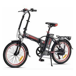 אופניים חשמליים עלות מנוע 48V תצוגה אלקטרונית מתקפלות מאלומיניום קל מבית SMART BIKE דגם S2