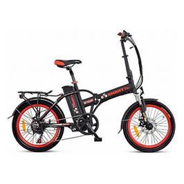 אופניים חשמליים שקע USB בכידון לגישה והטענה מנוע 250 וואט מבית SMART BIKE דגם UFORCE