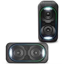 מערכת קול ניידת מעוצבת בהספק גבוהBluetooth4.2 מבית SONY דגם GTK-XB60 - כל הצעה זוכה! יבואן רשמי