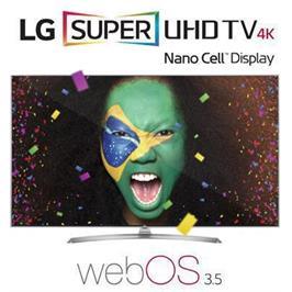 """טלויזיה """"55 LED חכמה Smart TV ברזולוציית 4K Ultra HD תוצרת LG דגם 55SK7900Y"""