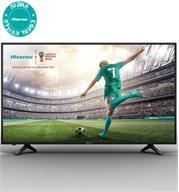 "טלויזיה ""55 SMART LED TV 4K Ultra HD תוצרת Hisense דגם H55A6100IL"
