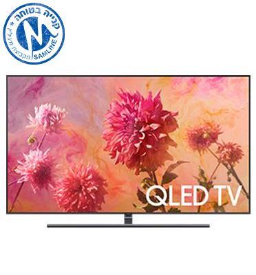 """טלויזיה """"65  4K FLAT QLED SMART TV תוצרת SAMSUNG מסדרת QLED דגם 65Q9FN"""
