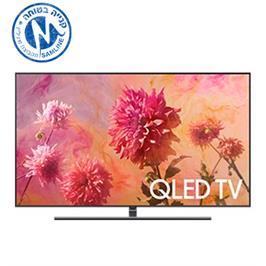 """טלויזיה """"75  4K FLAT QLED SMART TV תוצרת SAMSUNG מסדרת QLED דגם 75Q9FN"""