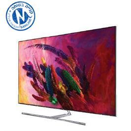 """טלויזיה """"75 4K FLAT QLED SMART TV תוצרת .SAMSUNG. מסדרת QLED דגם 75Q7FN"""