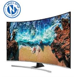 "טלויזיה ""55 4K Curved Premium Slim SMART TV תוצרת SAMSUNG דגם 55NU8500"