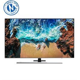 """טלויזיה """"75 4K FLAT Premium Slim SMART TV תוצרת .SAMSUNG. דגם 75NU8000"""