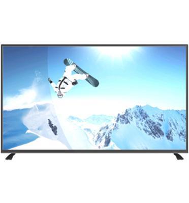 """טלויזיה """"65 4K SMART LED עם 2 חיבורי HDMI ו 2 חיבורי USB מבית נורמנדה דגם LD-65N77WS"""