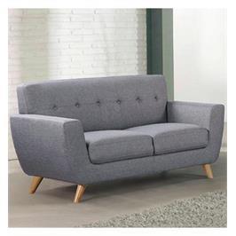 ספה דו מושבית מרשימה ונוחה בעיצוב רטרו מבית HOME DECOR דגם גרייס