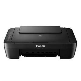 מדפסת משולבת 3 ב-1 מעוצבת ופשוטה לתפעול, מושלמת לשימוש ביתי תוצרת Canon דגם MG2550S