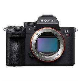 """מצלמת סטילס Full Frame 35 מ""""מ מסדרת Mirror less A7R III (גוף בלבד)מבית SONY דגם ILC-E7RM3B"""