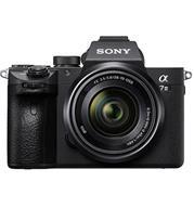 """מצלמת סטילס Full Frame 35 מ""""מ מסדרת אלפה Mirror less MP 24.2 (גוף בלבד) מבית SONY דגם ILC-E7M3B"""