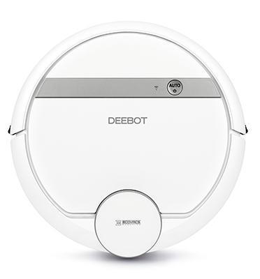 שואב רובוט עם מיפוי לייזר חכם DEEBOT + אפלקציה יחודית תוצרת ECOVACS דגם deebot 900