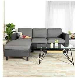 מערכת ישיבה מודולארית עם מראה אלגנטי מתאימה לכל בית מבית Homax דגם מילאנו