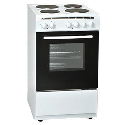 תנור אפיה משולב כיריים חשמליות תוצרת Normande דגם KL-5060FE