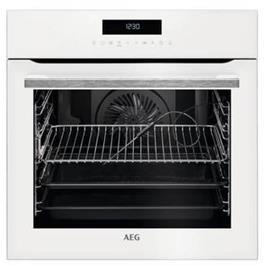 תנור אפיה בנוי פירוליטי 71 ליטר טורבו אקטיבי SteamBake™ PYROLUXE® PLUS תוצרת AEG דגם BPE255632W