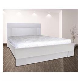 מיטה מעוצבת מעץ תוצרת OLIMPYA דגם 7008