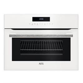 תנור רב-תכליתי עם טורבו אקטיבי משולב מיקרוגל תוצרת AEG דגם דגם KME761000W