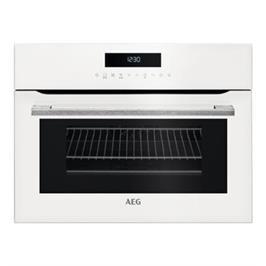 תנור רב-תכליתי עם טורבו אקטיבי משולב מיקרוגל תוצרת AEG דגם KMK761000W