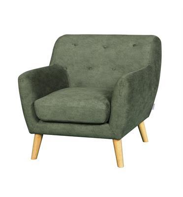 ספה תלת מושבית נוחה בעיצוב קלאסי מבד אריג חזק ונעים למגע תוצרת HOME DECOR דגם אליס