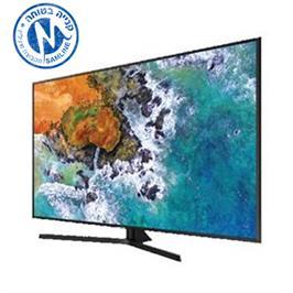 """טלויזיה """"65 4K FLAT Premium Slim SMART TV תוצרת SAMSUNG. דגם 65NU7400"""