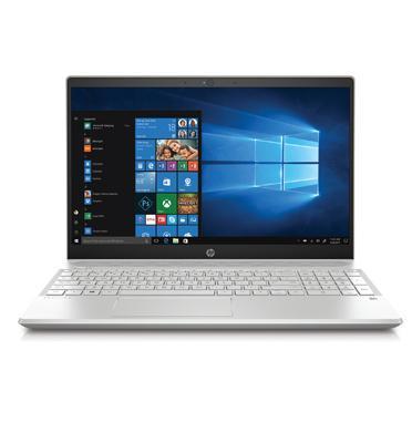 """מחשב נייד """"15.6 8GB מעבד Intel® Core™ i5-8250U תוצרת HP דגם 15-cs0001nj"""