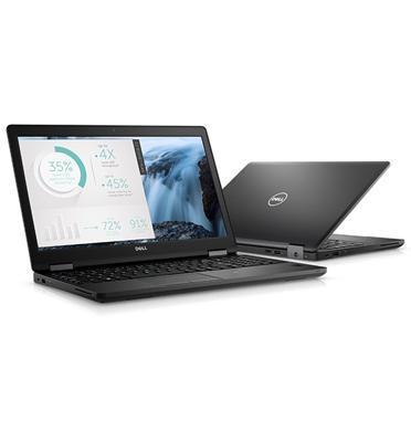 """מחשב נייד """"15.6 16GB מעבד  Intel Core i7-7820HQ תוצרת DELL דגם Latitude E5580-70119"""