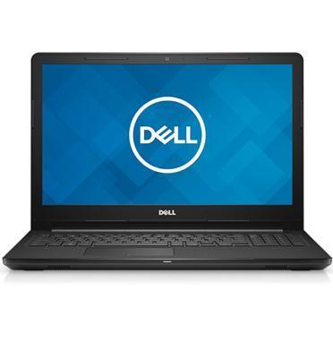 """מחשב נייד """"15.6 8GB מעבד  Intel® Core™ i5-8250U תוצרת DELL דגם N3576-4473"""