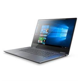 """מחשב נייד """"15.6 זכרון 8GB מעבד Intel Core I7 תוצרת Lenovo דגם YOGA 730-15IKB 81CU001SIV"""