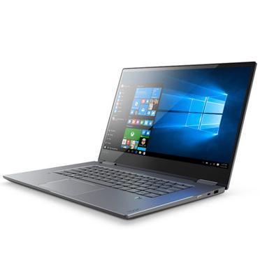 """מחשב נייד """"15.6 זכרון 8GB מעבד Intel Core I7 תוצרת Lenovo דגם YOGA 730-15IKB 81CU001TIV"""