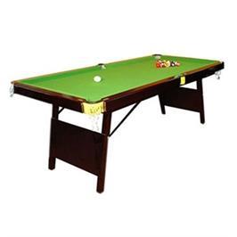 שולחן סנוקר/פול מתקפל שולחן Feet 5 מבית SUPERLEAGUE  דגם POLLO