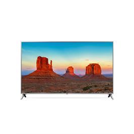 """טלויזיה """"75 LED Smart TV 4K Ultra HD פאנל IPS אינדקס עיבוד תמונה PMI1900 מבית LG דגם 75UK7050Y"""
