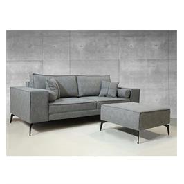 ספה תלת מושבית מפוארת בעלת מראה קלאסי יוקרתי תוצרת Vitorio Divani דגם עלמה